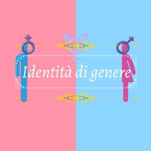 identità di genere cosa è