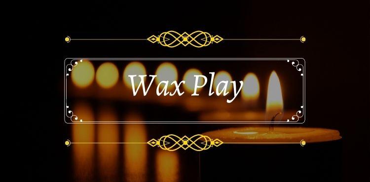 Giocare con le candele